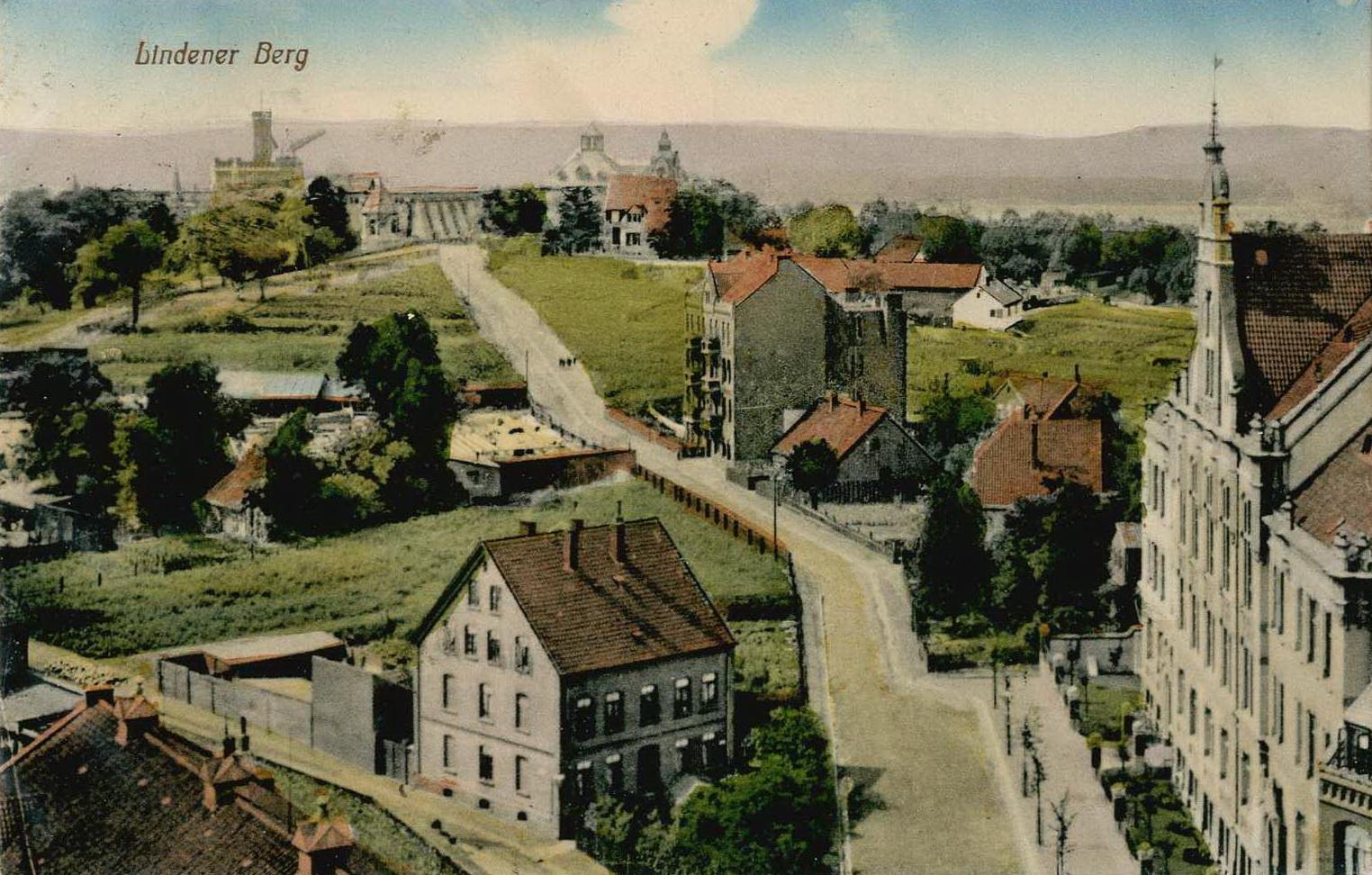 Linden Stadt